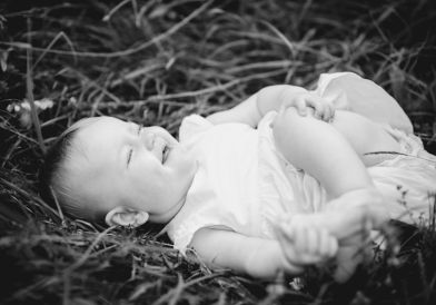 On-location Natural Baby Portrait Photography