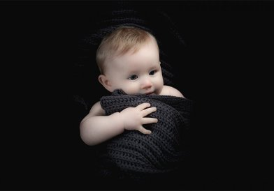 Baby Portrait Photography in Somerset