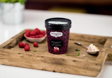 Lovingtons Ice Cream Lifestyle Product Photography