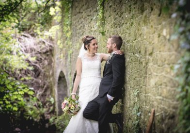 Mells Tithe Barn Wedding Photography
