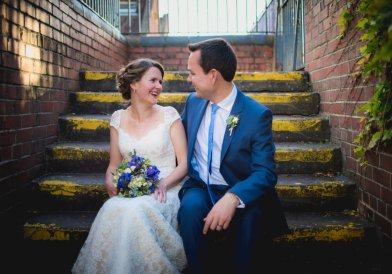 Southville Community Centre Wedding Photography
